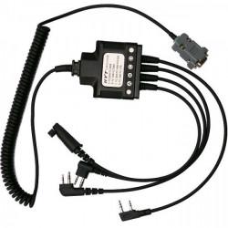 Univerzální programovací kabel pro radiostanice HYT